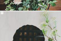 Floral Arraignments DIY