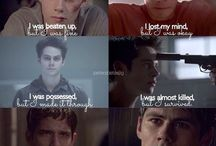 Teen Wolf (and Dylan)