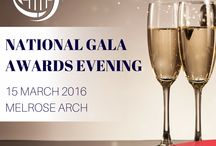 Chas Everitt National Gala Awards Evening 2016 / Congratulations to all award winners for the 2016 National Gala Awards - a successful and festive evening.