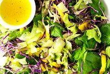 Molhos e saladas