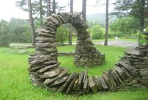 Stone Walls and Sculpture