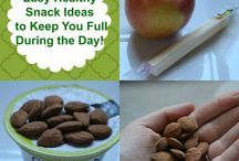 Snacks / Healthy and delicious snack foods