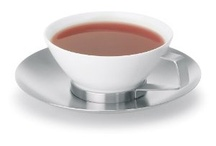 Fancy a cuppa tea? / I love everything about tea.