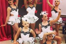 dance moms outfit's