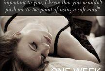 ONE WEEK / A BBW BDSM Erotic Standalone Novel