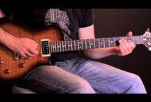 Tecnicas Guitarra Eléctrica