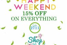 Organic Offers - Our Gift to you!!!