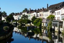 Joinville / Joinville, Village étape de la Haute-Marne en Champagne-Ardenne
