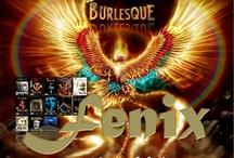 #Burlesquexperience Fenix