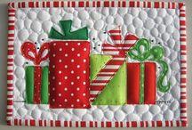 Applique Christmas