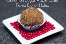 Healthy {Desserts} / Sweet tooth with paleo
