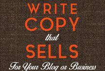Write great copy