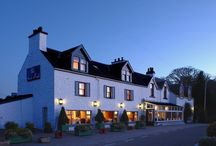 Favourite hotels & accommodations in Scotland / Find all my favourite hotels, B&Bs, lodge and Airbnb to visit Scotland!