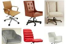 Comfy Chairs for Writers / It's all about posture and creating the perfect impression *cough*