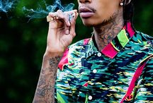Wiz Khalifa / Wiz Khalifa, The artist from 2017!