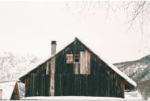 Vintage Winter Rustic / by 86 Vintage