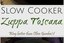 Crockpot -- Soup