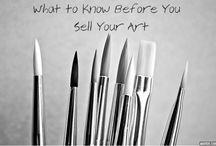 Art sale options