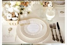 dinner parties / Dinner party tips, tricks, decor, centrepieces and place cards / by Patricia Shmoorkoff