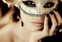 Theme: Masquerade Party! / If you are looking for a party with a great twist, host a Masquerade Party!!! #masqueradeparty #butlersinthebuff #henpartyideas