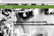 Entorno Web / Plataformas web, softwares a medida, e-commerce, newsletter, banners...