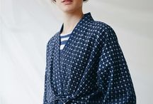 Kimono Jackets on Pinterest / We're collecting images of outfits featuring Japanese Kimono jackets here. Hopefully, you will find something that inspires you to try out one too!