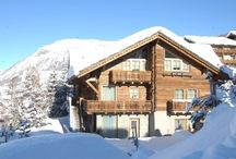 Ski Chalets / Stunning sea and #mountain resorts? Italy has it all!