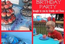 Birthdays / by Ashley Marshall
