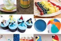 Sophia B day Party Ideas / by Debbie Pennypacker