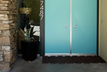 Doors / Fabulous doors make such a luxurious statement. / by Tiffany Gaydos