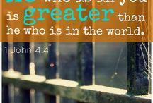 scripture / by Jennifer Lofgren Mitchell
