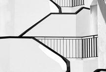 Black White Architecture