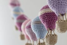 Crochet decor