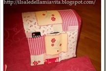 Cucito creativo utile / idee per la casa e per i nostri bimbi