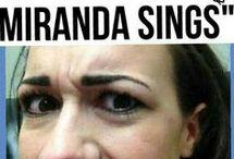 Maranda sings