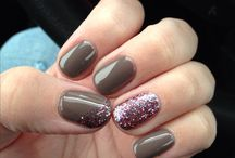 Nails / Funky nail designs/shellac