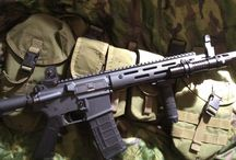 TAC-460XL-K01 / Mounted on rifle