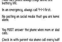 Parenting Tweens/teens