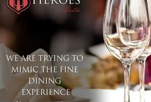 The Heroes Bistro / Finest Dining....