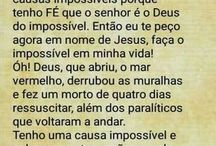 minha fé