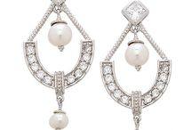 Deco Wedding Jewelry