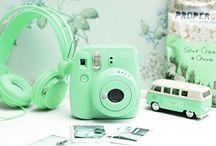 Fujifilm instax mini 8 camera / I so want one so bad !!