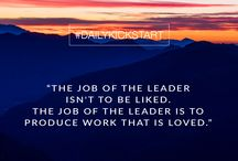 Quotes - Leadership