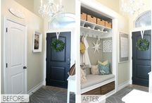 Crafty-home remodel / by L.E. Bruce