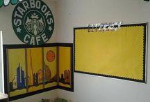 Classroom corners