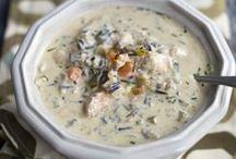 soups / by Susan Taylor