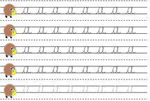 clasa I_litere de mana punctate