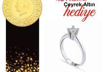 Yeni Yıl Kampanyası / 'www.thalespirlanta.com' da yılın son çeyreğinde, çeyrek altın hediye!' #tektaş #pırlanta #tektaspirlanta #mücevher #aksesuar #evlilik #düğün #yüzük #5taş #hediye #çeyrek #altın #ceyrekaltin #yeniyıl #aşk #diamond #ring #gold #jewelery #marriage #wedding #christmas #newyear #happy #love #like #like4like #thalespirlanta