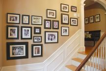 photo display / by Wendy Crabtree