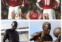 Legends On The Pitch / Proudly Arsenal